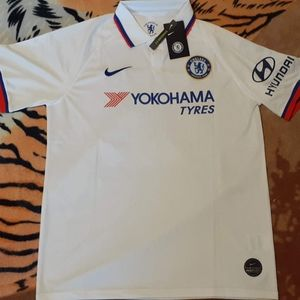 *New* Large Christian Pulisic Chelsea Away Jersey
